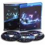 Avatar Bluray Com 3 Discos + Luva Ed Estendida Lacrado