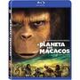 Blu-ray - O Planeta Dos Macacos (lacrado)