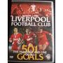 Liverpool Dvd Coleção 501 Gols História Futebol Inglaterra