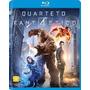 Blu-ray Quarteto Fantástico 2015 - Original - Novo - Lacrado