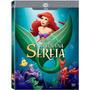 Dvd Disney A Pequena Sereia Edição Diamante C/ Luva Lacrado