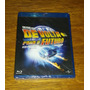Blu-ray Trilogia De Volta Para O Futuro Original Lacrado