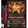 Dvd - Bruce Lee: A Lenda -série Completa 10 Dvd