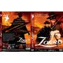 Dvd Box Digipac Zorro - 2º Temporada 5 Discos Original Dubla