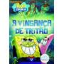 Dvd Bob Esponja - A Vingança De Tritão (semi Novo)