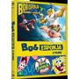 Coleção Bob Esponja - O Filme - 2 Dvds - Dublado - Lacrado