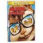Dvd Alvin E Os Esquilos 1, 2 & 3 - Coleção Com 3 Dvds