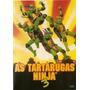 As Tartarugas Ninja 3 - Aventura Dvd Original Novo Lacrado
