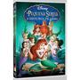 Dvd Disney A Pequena Sereia - A História De Ariel (lacrado)