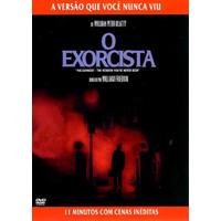 Dvd O Exorcista Com 2 Dublagens Clássicas - Sbt E Globo