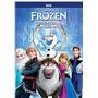 Dvd Frozen - Uma Aventura Congelante / Disney (985897)