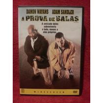 Dvd A Prova De Balas - Adam Sandler, Damon Wayans - Raro