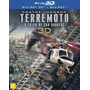 Blu-ray: 3d Terremoto A Falha De San Andreas - Original Novo