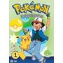 Pokemon 1ª A 13ª Temporada Dublado + Filmes E Especiais Dvd
