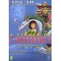 A Viagem De Chihiro Dvd Original Filme Hayao Miyazaki