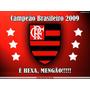 Arte Convite - Flamengo - Envio Por Email