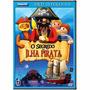 Dvd Playmobil: O Segredo Da Ilha Pirata Seminovo