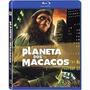 Conquista Do Planeta Dos Macacos Bluray Lacrado C/ Bonus
