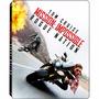 Missão Impossível - Steelbook Blu-ray 2 Discos Tom Cruise