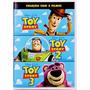 Coleção Toy Story - A Trilogia Completa 3 Dvds Frete Grátis