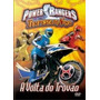 Power Rangers - Tempestade Ninja - A Volta Do Trovão ( Dvd )