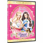 Dvd Barbie: A Princesa E A Plebéia Seminovo