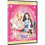 Dvd Barbie: A Princesa E A Plebéia Seminovo