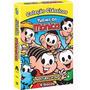 Coleção Clássicos Turma Da Mônica Box Original 6 Dvds