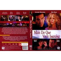 Dvd Mais Do Que Voce Imagina Com Antonio Banderas E Meg Ryan