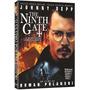 O Último Portal (1999) Johnny Depp , Roman Polanski