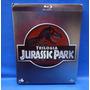Blu Ray Trilogia Jurassic Park - Original