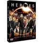 Heroes Quarta Temporada Box Novo E Lacrado Original