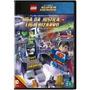 Dvd Lego - Liga Da Justiça Vs Liga Bizarro - Original