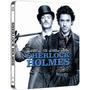 Sherlock Holmes - Blu Ray Steelbook Leg.pt-pt, Lacrado