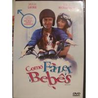 Dvd - Como Fazer Bebês