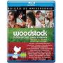 Woodstock 3 Dias De Paz, Amor E Música Bluray Lacrado
