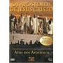 Dvd Os Apóstolos De Jesus Cristo - Novo***