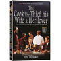 O Cozinheiro O Ladrão Sua Mulher E O Amante Dvd Novo Origina
