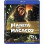 Blu-ray - Conquista Do Planeta Dos Macacos - Lacrado