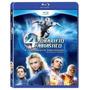 Blu-ray Quarteto Fantástico E O Surfista Prateado - Dublado