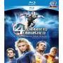 Filme Blu-ray - 4 Fantástico E O Surfista Prateado - Lacrado