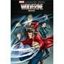 Marvel Anime Wolverine - A Série Completa Dublado Dvd