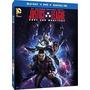 Blu-ray Liga Da Justiça - Deuses E Monstros - 2 Discos