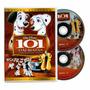 Dvd 101 Dálmatas - Edição Platinum - Dvd Duplo