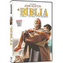 Dvd A Biblia Novo Orig Dublado Épico Abraão Moisés Noé Jesus