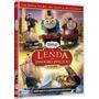 Dvd Thomas E Seus Amigos - A Lenda Do Tesouro Perdido - I97