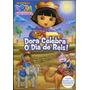 Dvd Dora Aventureira - Dora Celebra O Dia De Reis