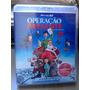 Blu Ray 3 D Operação Presente - Novo Original Lacrado