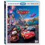 Blu-ray - Carros 2 - 3d - Com Luva - 5 Discos