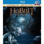 Blu-ray - O Hobbit - 2 Discos - Edição Especial - Lacrado